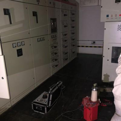 南岸区第三人民医院配电房预防性试验