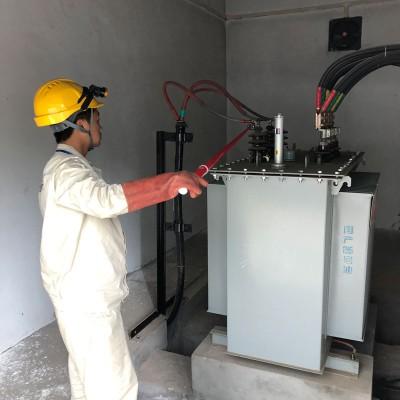 燃气集团沙坪坝分公司配电房预防性试验代维