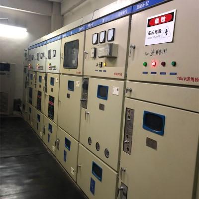 重庆市军队转业干部培训中心配电房预防性试验