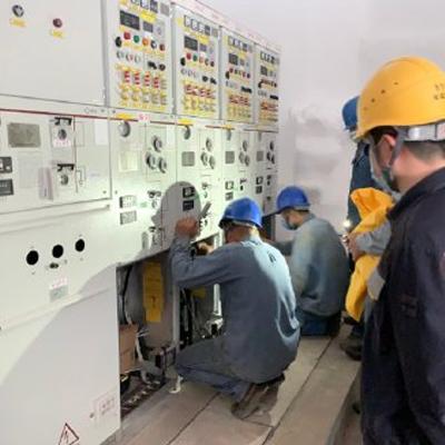 重庆泰通机电科技有限公司配电房减容