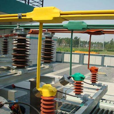 中科电力:变电站500KV主变35KV母线绝缘化工程