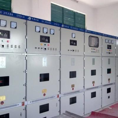 重庆某排水泵站高低压配电工程