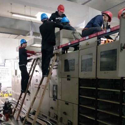 重庆某医院配电增容工程