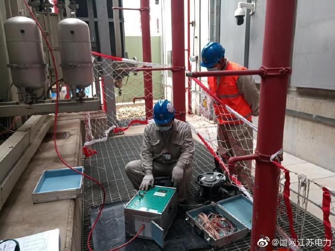 高压预试助力特高压换流站检修顺利推进