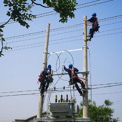 电力安装施工