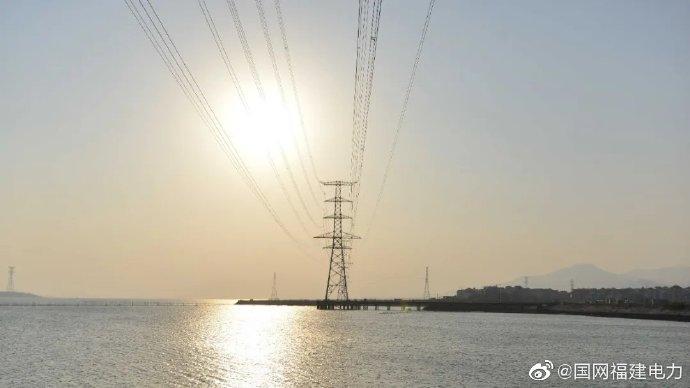 莆田地区最高用电负荷达205.6万千瓦