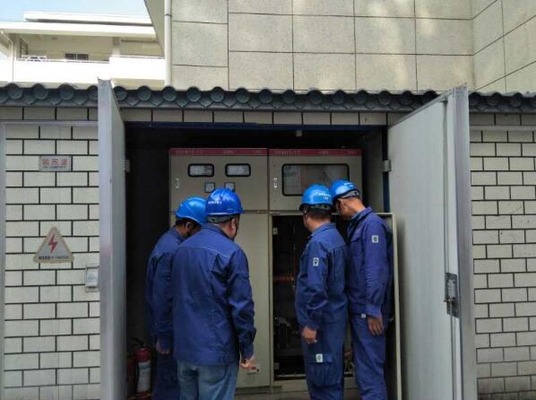 汉阴县供电分公司线路检查全力护航高考