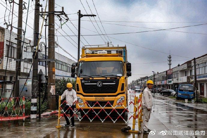 通州区供电公司辖区内10千伏忠义线老旧线路改造