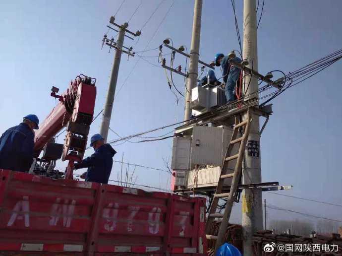 及时增加配变容量 确保台区供电质量